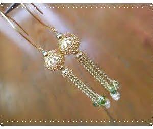 Elegant Chain Tassel Earrings – How To-sday thumbnail