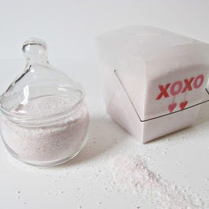 DIY Bath Salts for Valentine's Day – How To-sday thumbnail