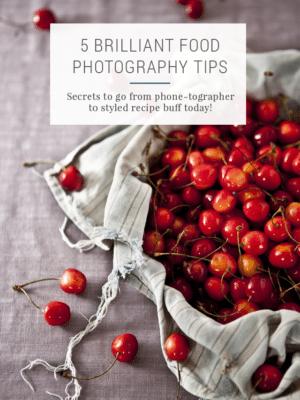 5 Brilliant Food Photography Tips thumbnail