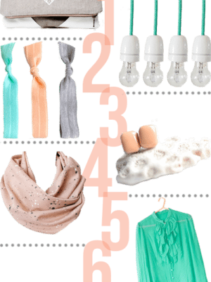 Coveting – Seafoam, Peach, & Grey thumbnail