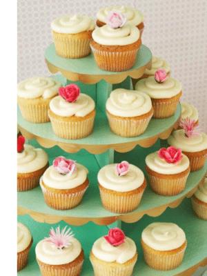 DIY Cupcake Stands – DIY Roundup thumbnail