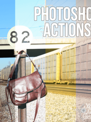 Free Photoshop Actions with Video Tutorial . Freebies thumbnail