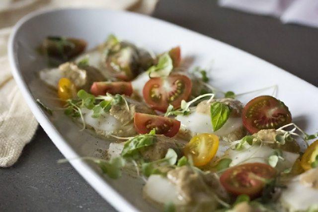 Raw Vegan Ravioli Recipe - Shrimp Salad Circus