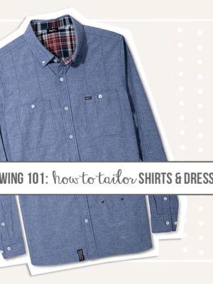 Tailor Your Own Clothes . Sewing 101 thumbnail