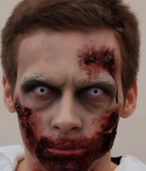 DIY Halloween Makeup for Guys – 8 Tutorials thumbnail