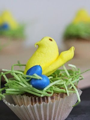 Spring Bird Nest Cupcakes – Good Eats thumbnail