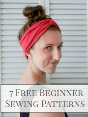 7 Free Sewing Patterns for Beginners . Sewing 101 thumbnail