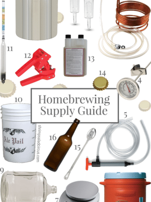 Homebrewing Crash Course Part I . Setting Up thumbnail