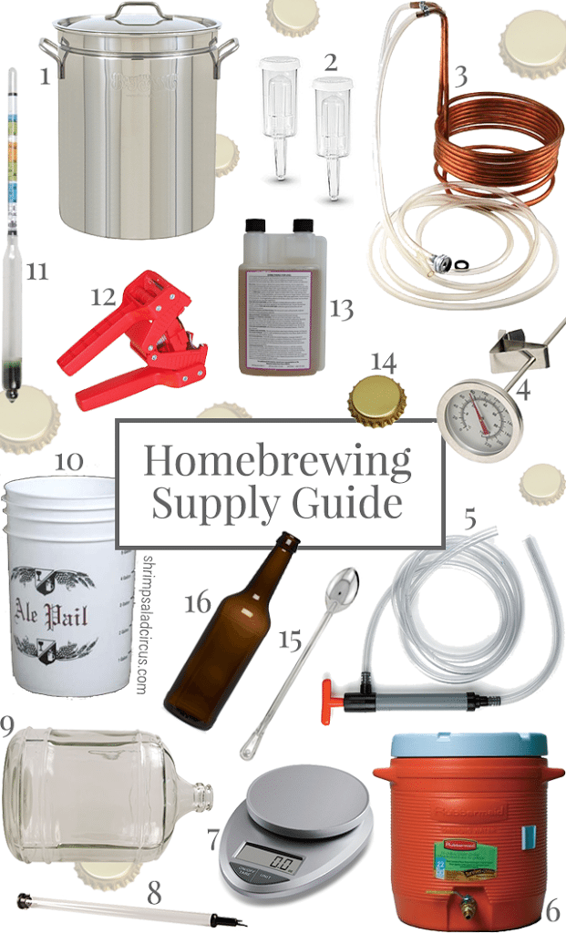 Homebrewing Supplies