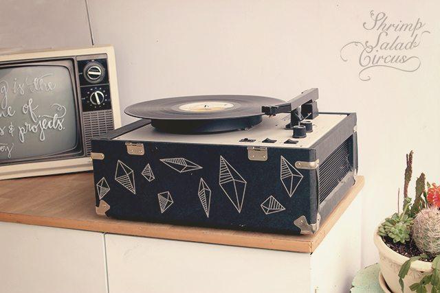 Geometric Vinyl Decals