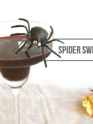 Halloween Spider Swizzle Sticks – How To-sday thumbnail