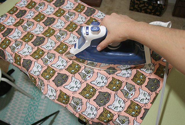 Advent Calendar Christmas Sweater Ironing