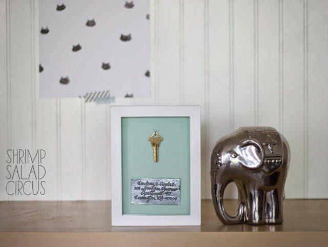 Housewarming Gift Mementro Key