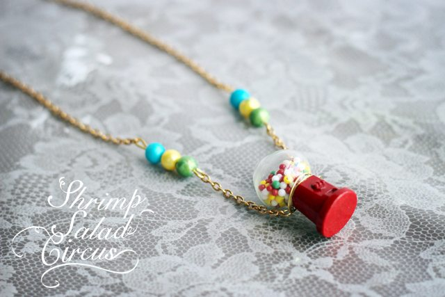 Shrimp Salad Circus Bubblegum Necklace Tutorial 008 1