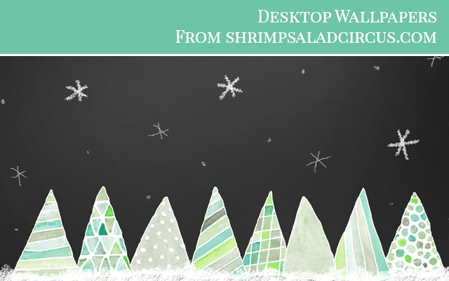 December 2014 Free Desktop Wallpaper