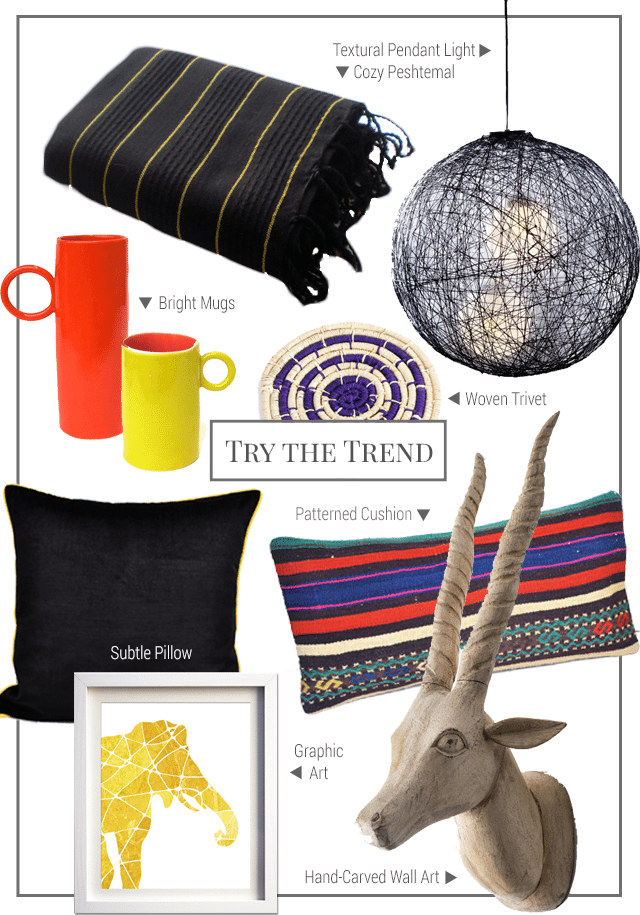 Home Trend Collage