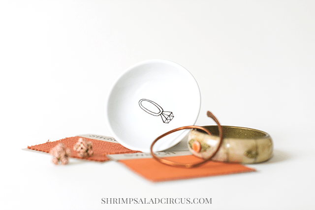 Jewelry Mini Dish for Rings shop