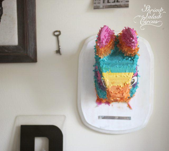 Margarita Pinata Birthday Cake