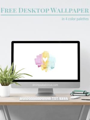 February Desktop Wallpaper . Freebies thumbnail