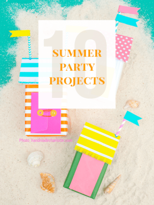 10 DIY Summer Party Decorations & Projects thumbnail