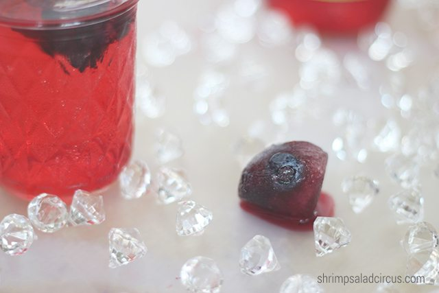 Diamond Fruit Ice Cubes 10 1