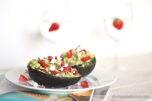 Strawberry Guacamole Recipe 5 1