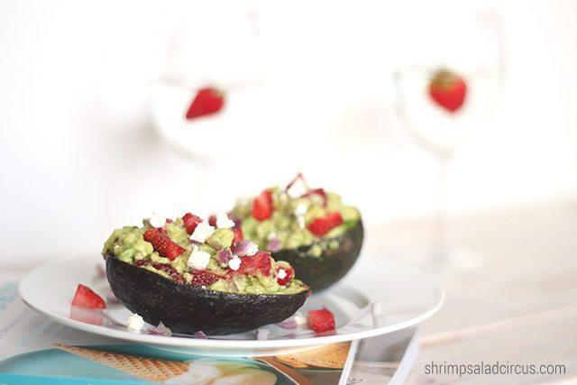 Strawberry Guacamole Recipe 5 1