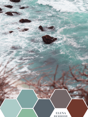 Color Inspiration – Elena Berridy's Beach Cliff thumbnail