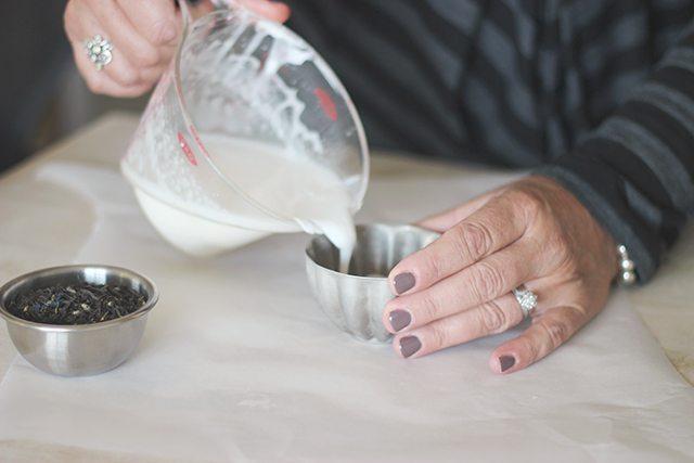 Earl Grey Tea Soap Tutorial Step 3