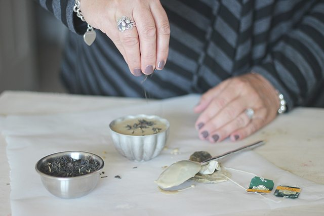 Earl Grey Tea Soap Tutorial Step 6