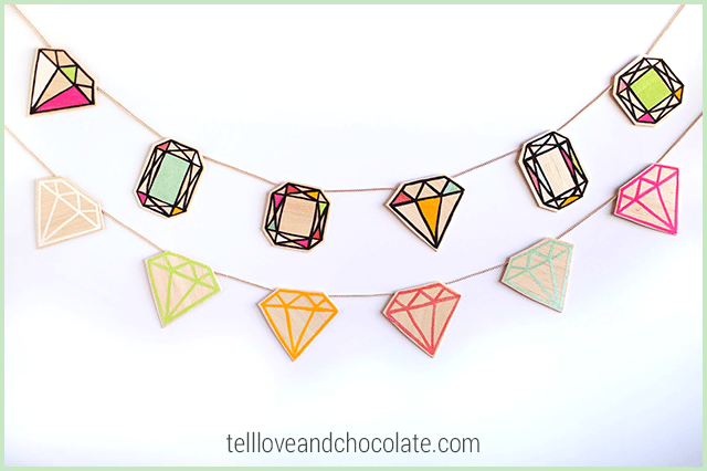 14 Gemstone DIY Projects - Tell Love and Chocolate