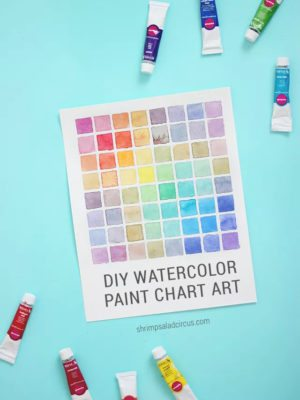 How to Make a Watercolor Chart thumbnail