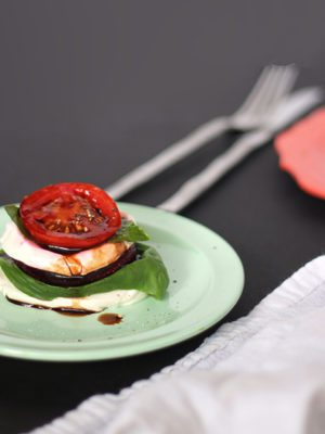 Mozzarella Beet Stacks Recipe thumbnail