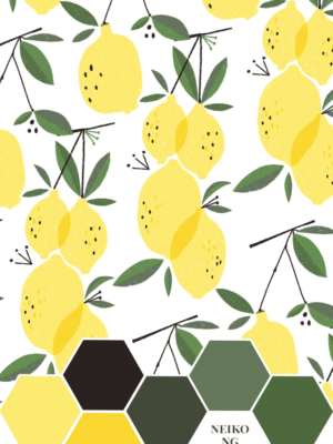 Neiko Ng's Lemons – Color Inspiration thumbnail