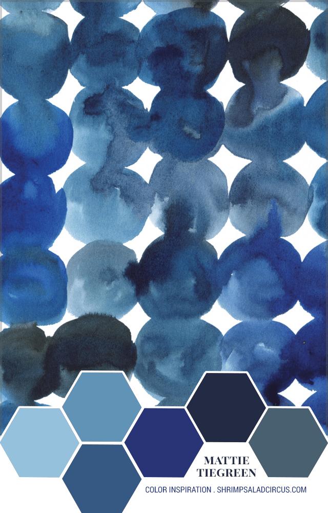 Mattie Tigreen - Color Inspiration