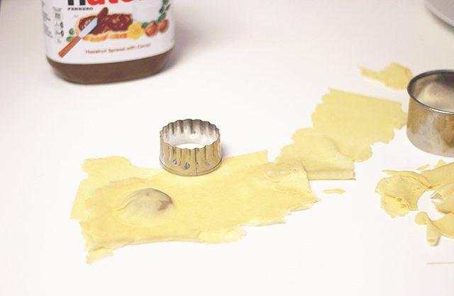 how to use a pasta machine to make ravioli