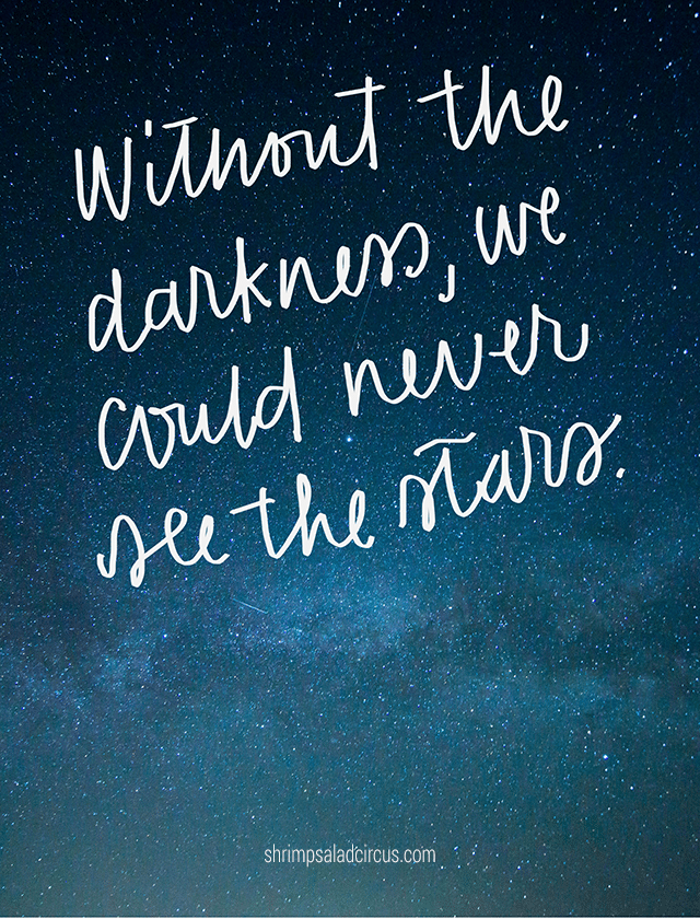Shrimp Salad Circus - Darkness Quote Preview