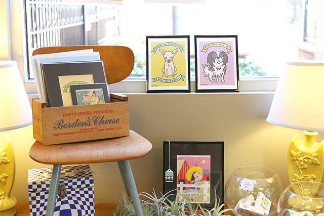 Columbus City Guide - A Gal Named Cinda Lou Vintage Shop
