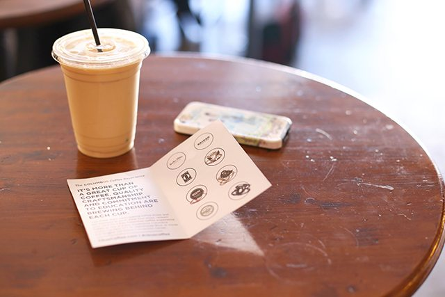 Columbus City Guide - Columbus Coffee Trail