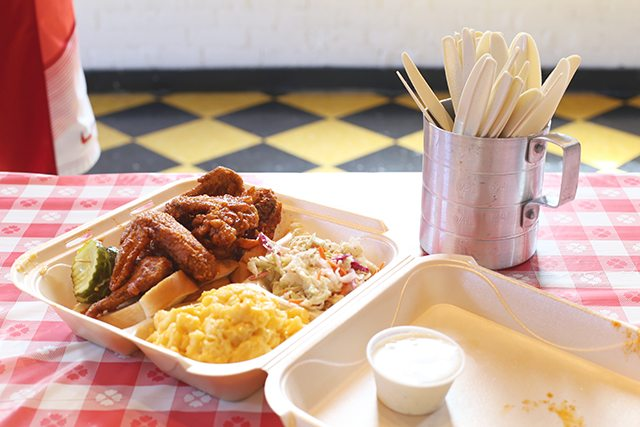 Columbus City Guide - Hot Chicken Takeover