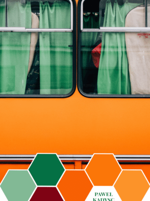 Train Travel by Pawel Kadysc – Color Inspiration thumbnail