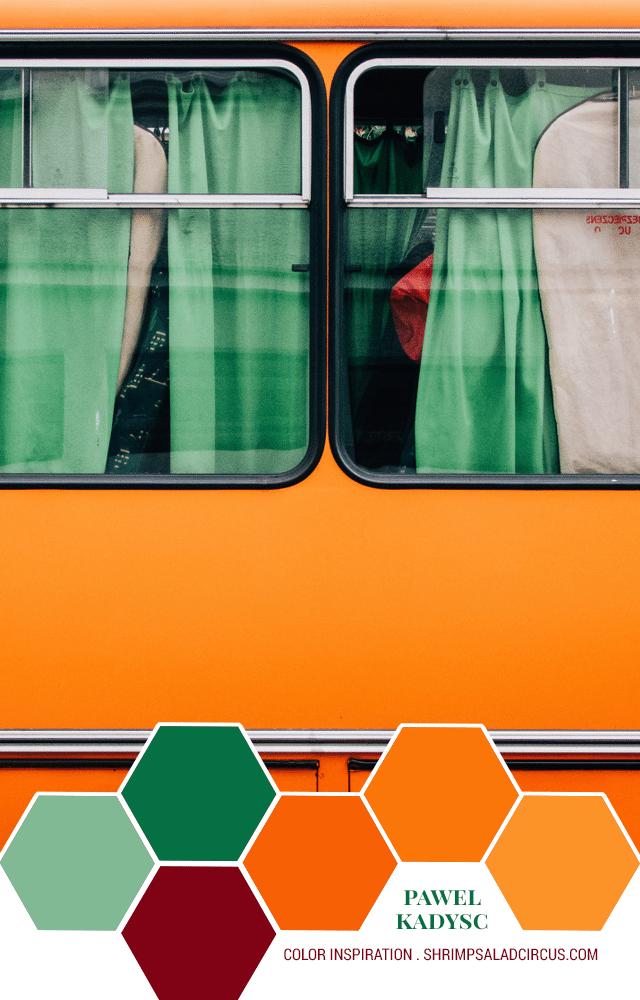 Pawel Kadysc - Color Inspiration