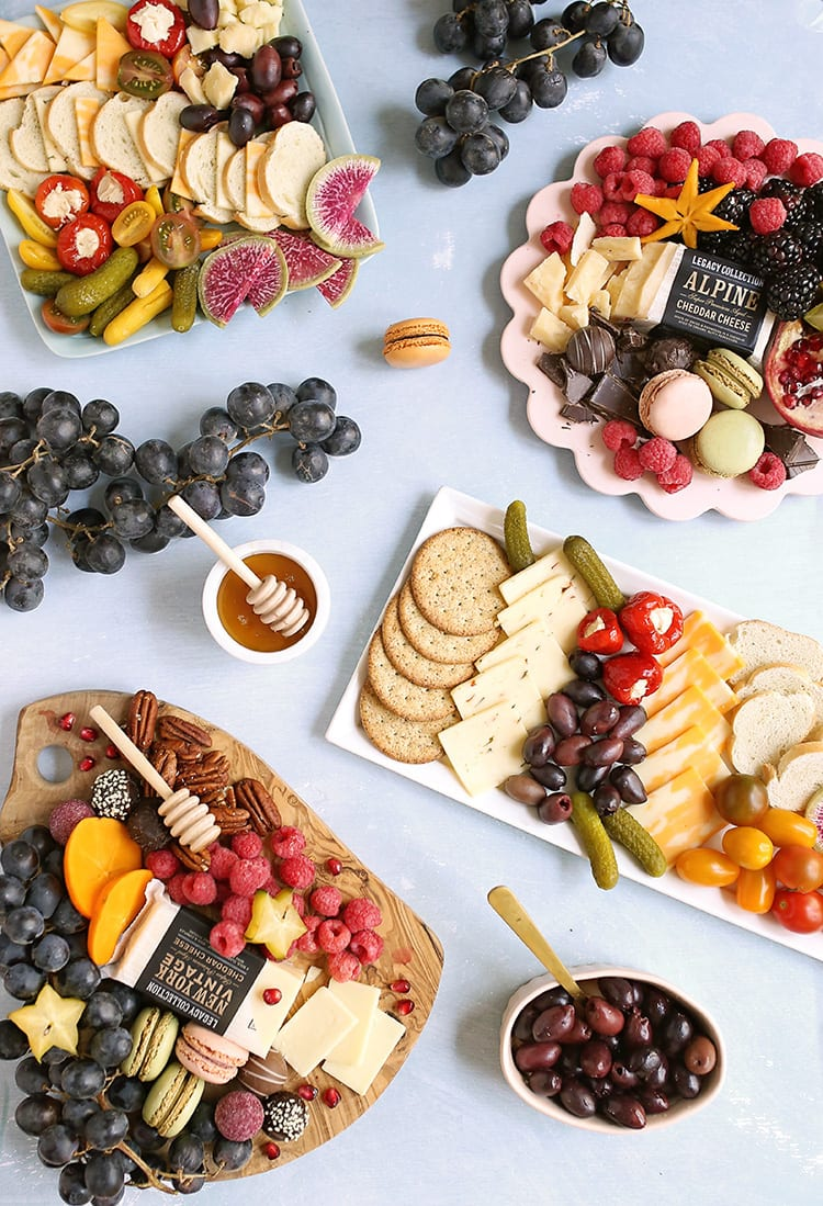 Simple Cheese Platter Ideas For Your Next Party Shrimp Salad Circus