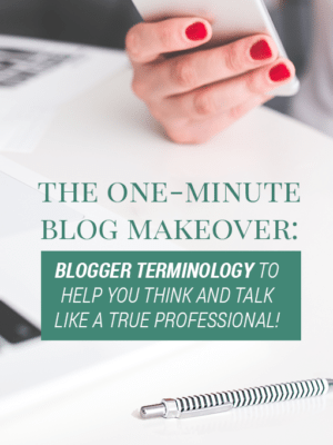 Blogger Terminology – Blog Better thumbnail