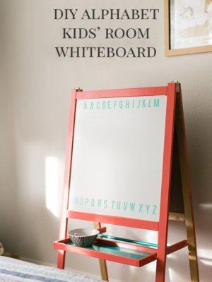 DIY Chalkboard Easel for Kids – IKEA Hacks thumbnail