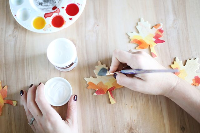 DIY Thanksgiving Place Cards - Step 5