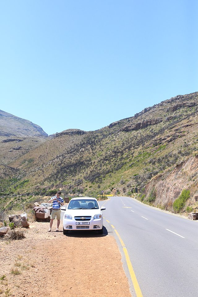 Cape Town Travel Guide - Getting Around - Renting a Car