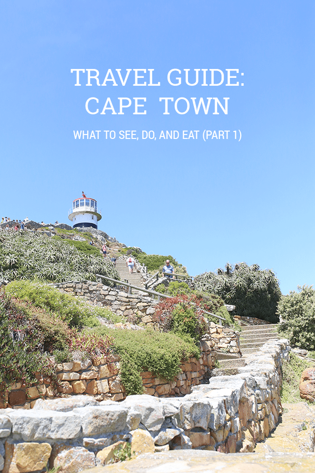 Cape Town Travel Guide - What to See Do Eat and How to Get Around