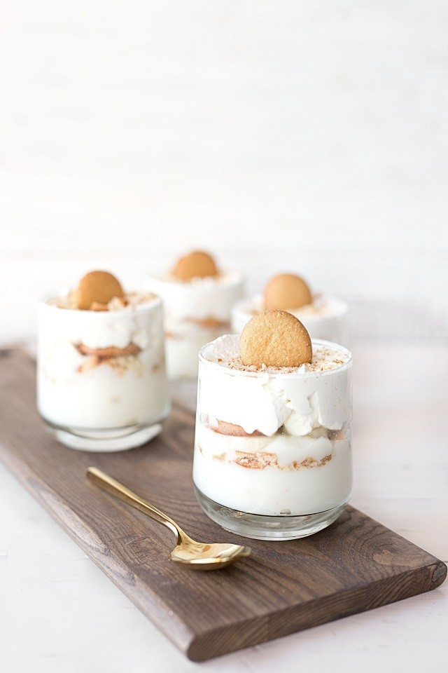 Southern Banana Pudding Parfaits Recipe