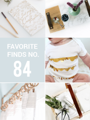 Favorite Finds No. 84 thumbnail